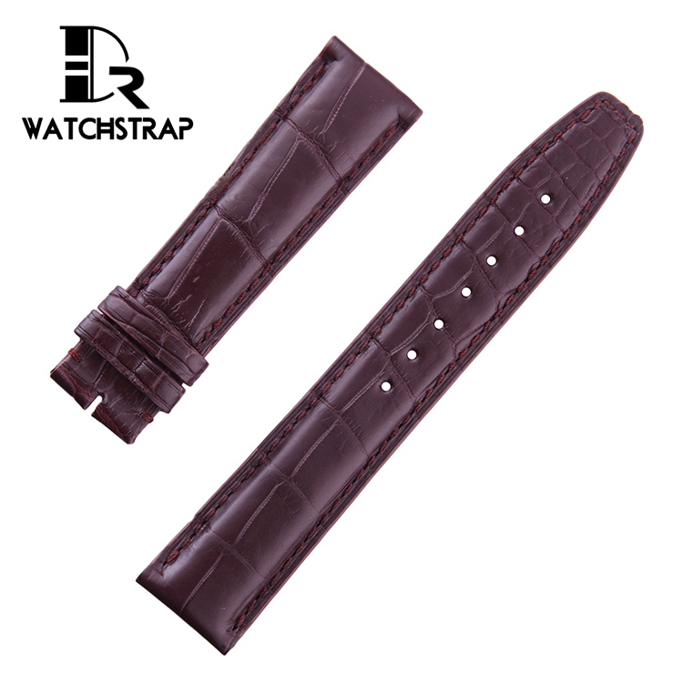 Buy replacement IWC Portofino brown leather strap band 20mm