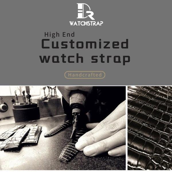 Drwatchstrap High-end customized watch strap 100% handmade