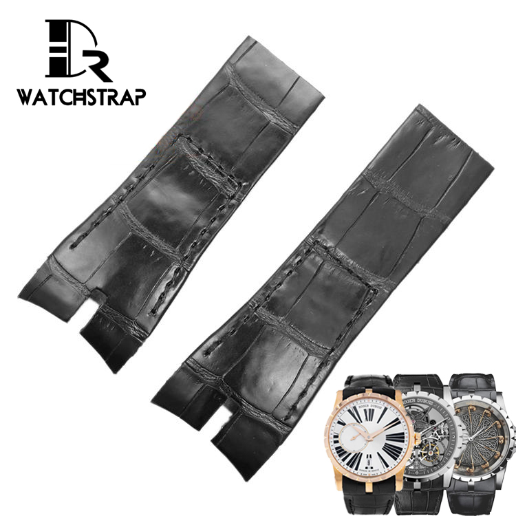 Replacement Roger Dubuis Excalibur strap